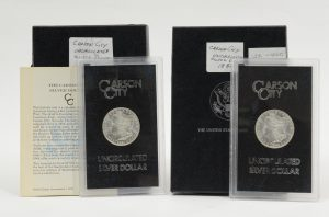 Carson City Silver Dollars