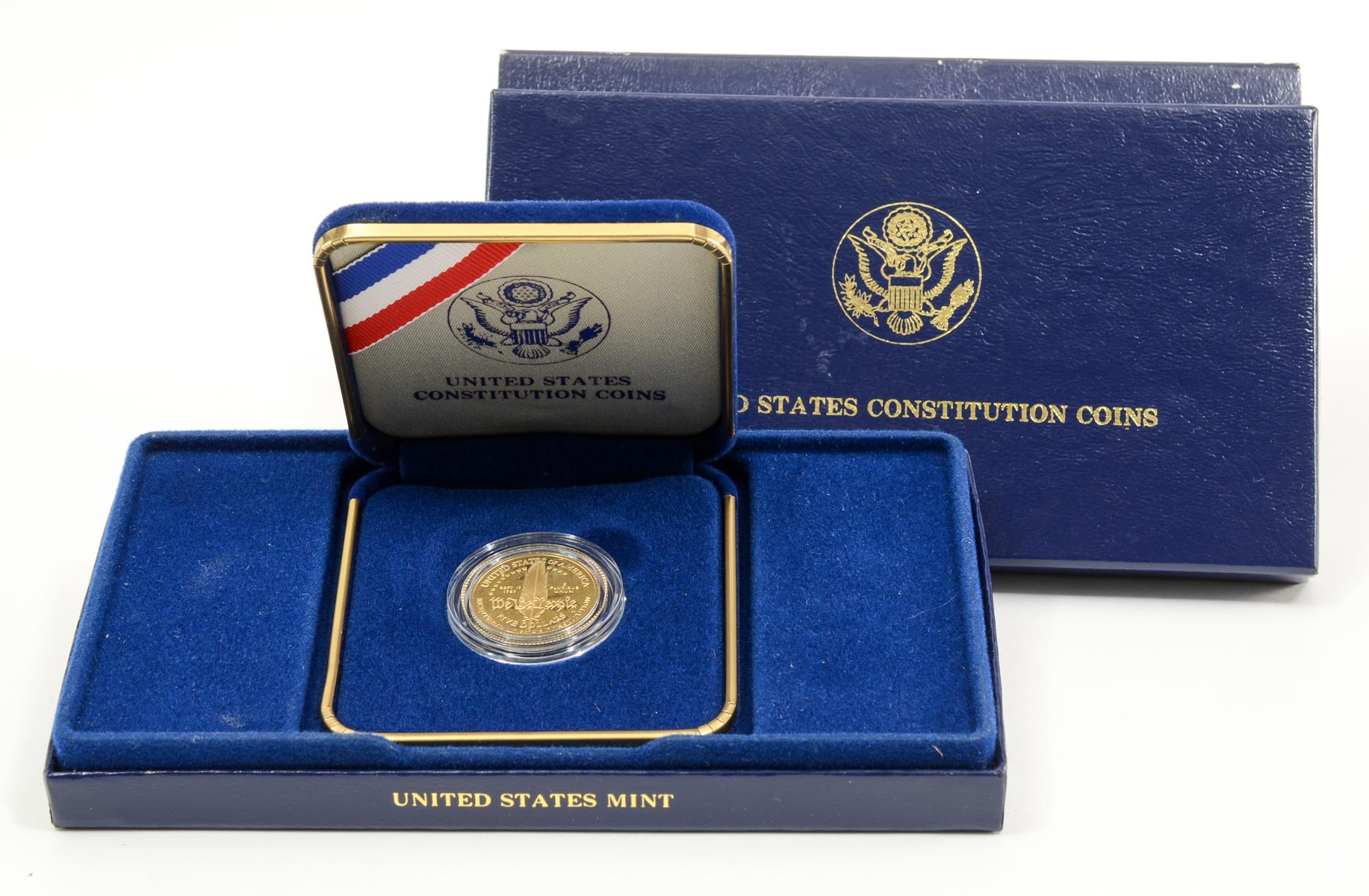 Commemorative US Gold Coins