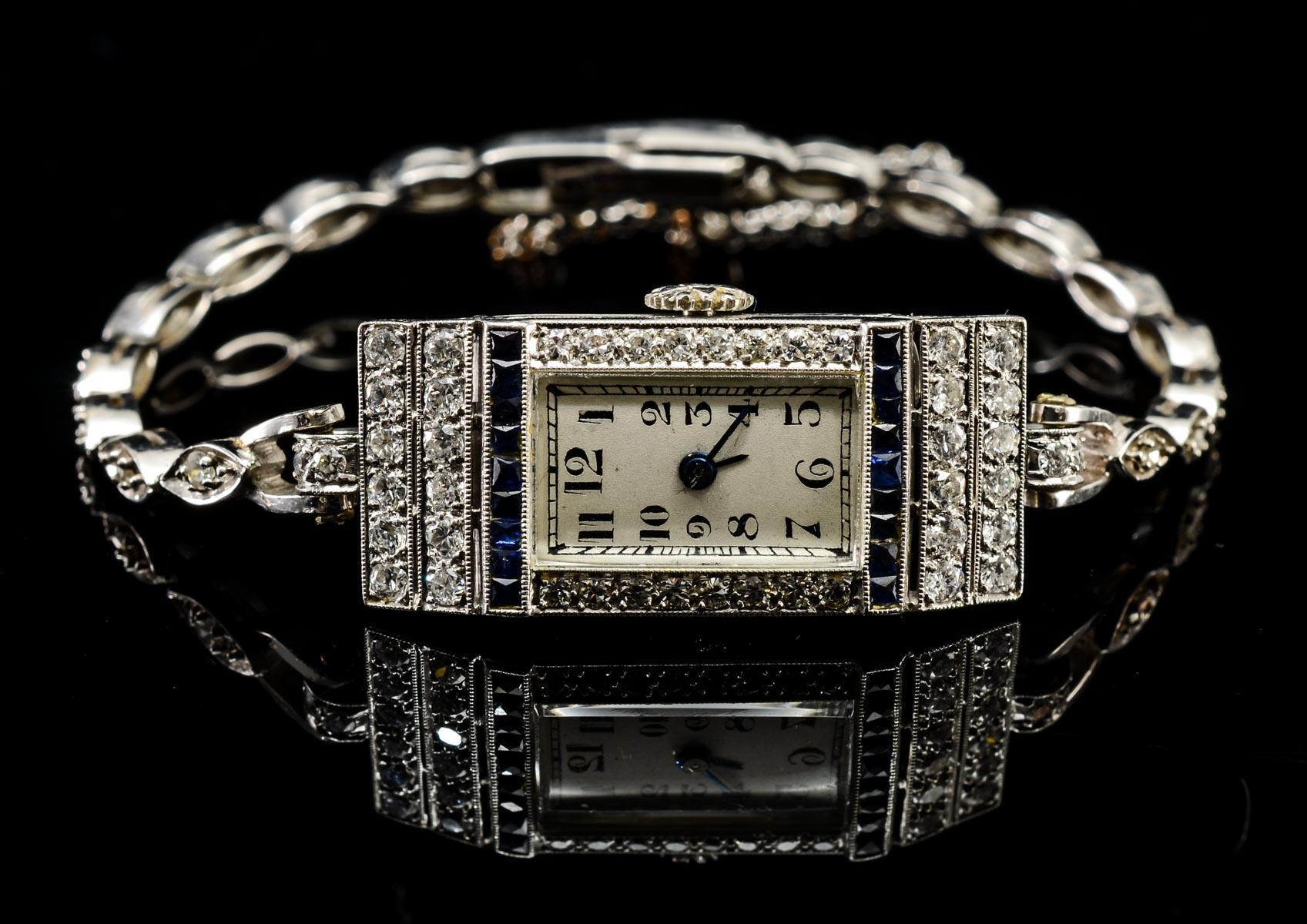 Antique 22k Gold Diamond Ring